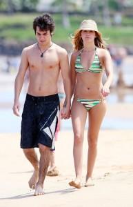 Ashley Tisdale sexy bikini